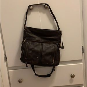 The Sak hobo/crossbody style bag